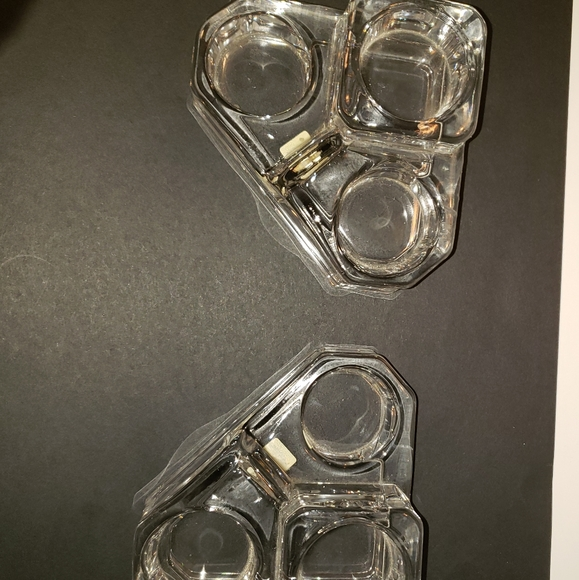 Partylite 3 tier tealight holder set of 2